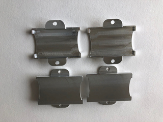 Aluminum CNC machining part