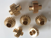 CNC turning part Gear part