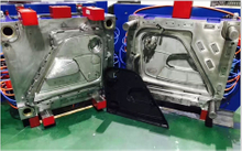 Automotive part mold