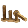 Brass fasteners part